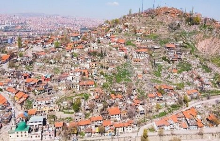Ankara Altindag Ve Mamak Ta Kentsel Donusum Projesi Sorunu