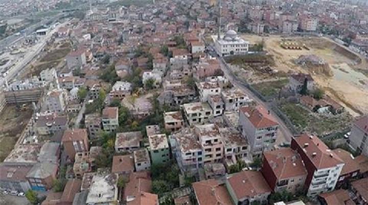İstanbul Fikirtepe'deki kentsel dönüşüm çözüm bekliyor