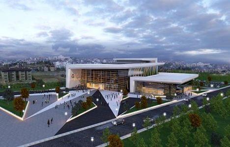 Antalya Serik'e modern kültür merkezi