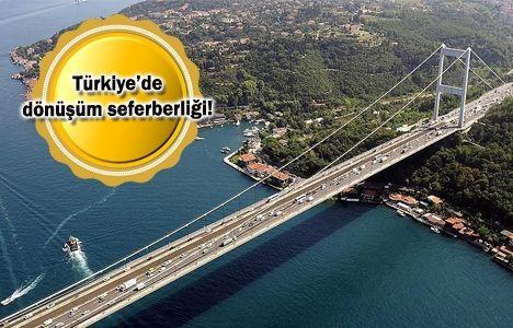 İstanbul'da yılda 200 bin konut dönüşecek