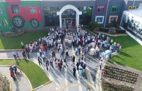 Silivri Tarım Lisesi açıldı