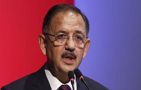 Mehmet Özhaseki: İmar planı tadilatları zorlaştırılacak
