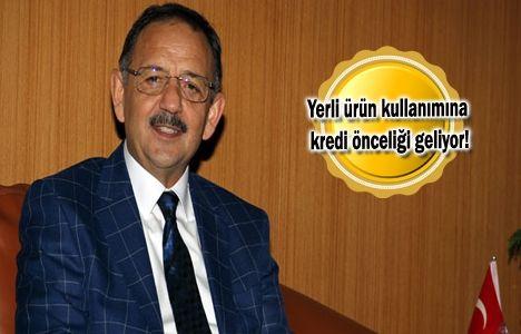 Mehmet Özhaseki: Yılda 500 bin konutu yenilemeliyiz